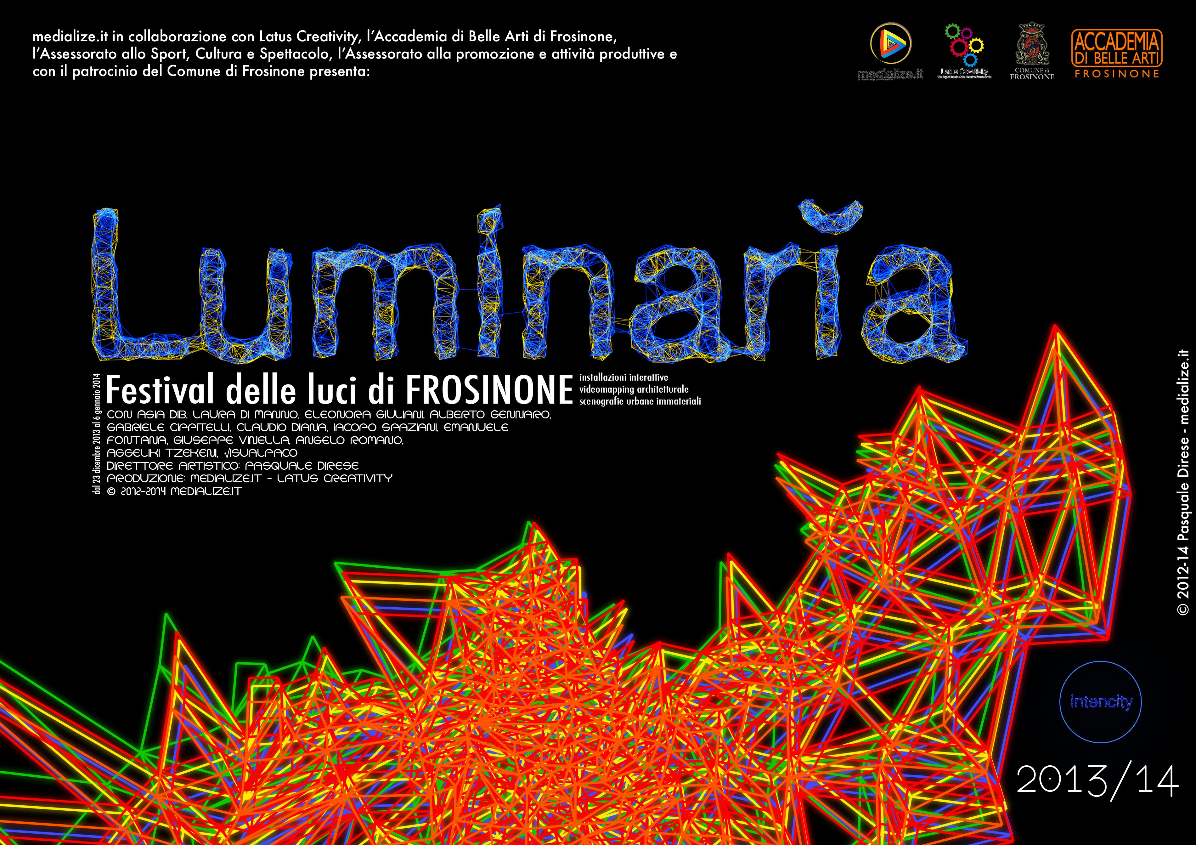 luminaria2014 COVER A3 TITOLATO